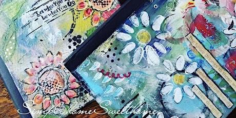 Creating Art Journals tickets