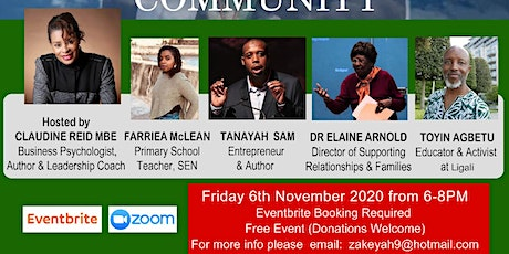 A Powerful Community Is Unity. Its Time To Rise Up Together tickets