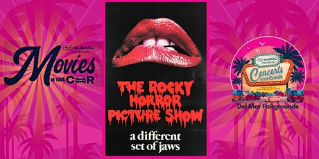 THE ROCKY HORROR PICTURE SHOW - SUBARU Presents Movies In Your Car DEL MAR tickets