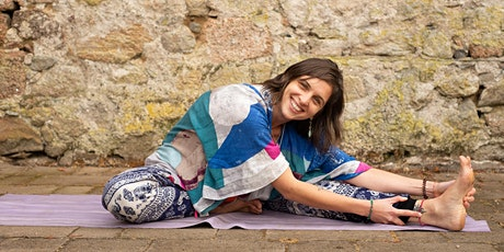Hatha Yoga Flow with Anna - mixed levels tickets