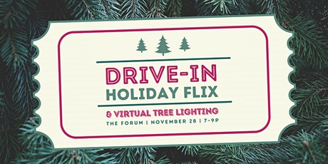 Drive-in Holiday Flix tickets