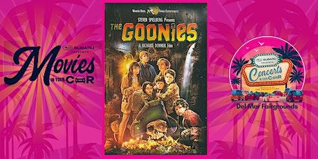 THE GOONIES - SUBARU Presents Movies In Your Car DEL MAR tickets