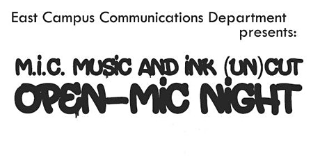 M.I.C. Music and Ink (Un)Cut Open Mic Night tickets