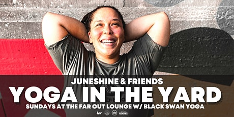 Yoga in the Yard with Black Swan Yoga & JuneShine Kombucha tickets