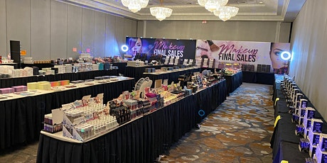 Makeup Final Sale Event!! Hartford, CT tickets