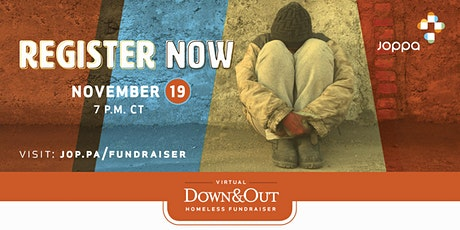 Down & Out Homeless Fundraiser tickets
