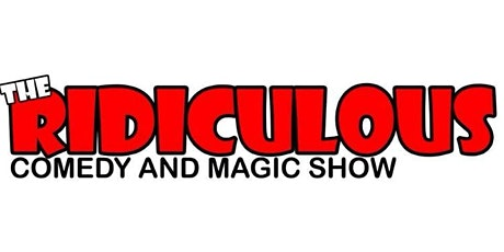 The Ridiculous Comedy & Magic Show with Todd Bogue tickets
