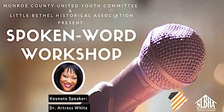MCU+Little Bethel Spoken Word Workshop tickets