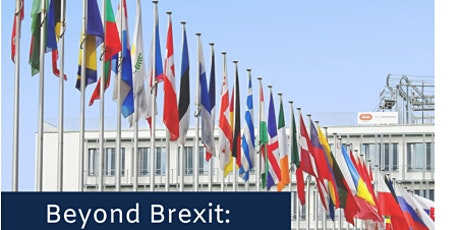 Beyond Brexit: The Conference on the Future of Europe tickets