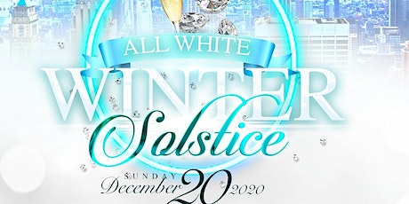 All White Winter Solstice tickets