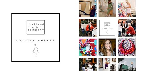 Buckhead Art & Co. Holiday Market tickets