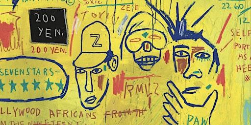 Writing the Future: Basquiat & the Hip-Hop Generation