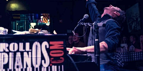 Shake Rattle & Roll Dueling Pianos, Virtual Halloween Edition tickets