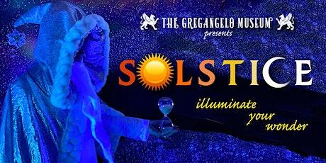 SOLSTICE: ILLUMINATE YOUR WONDER 11/20 tickets