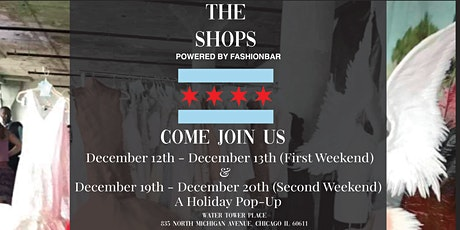 ATTEND The Shops! December 2020 -  A Holiday Pop-Up tickets