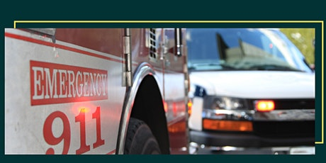 First Responder Series: GVL Co. EMS - In Person tickets