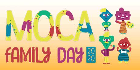 MOCA Fall Family Day tickets