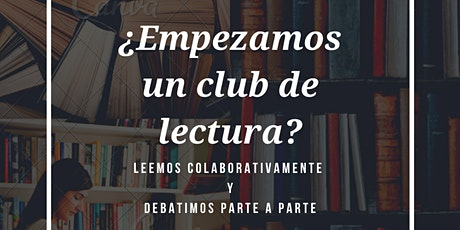 Club de Lectura Lectio Civitatem tickets