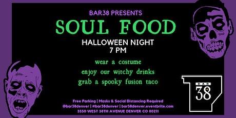 Bar38 - Soul Food tickets