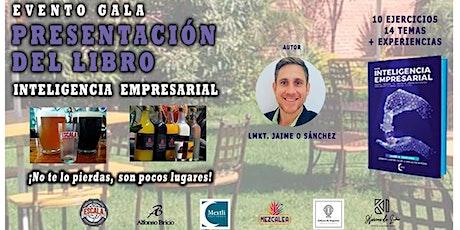 Lanzamiento libro INTELIGENCIA EMPRESARIAL tickets