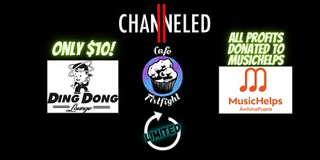 Channeled, Cafe Fist Fight and Limited @ Dead Witch (Ding Dong Lounge) tickets