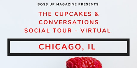 Cupcakes & Conversations: Chicago (Virtual) tickets
