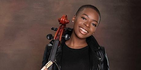 Cellist Ifetayo Ali-Landing tickets