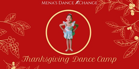 Thanksgiving Dance Camp tickets