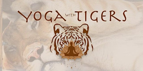 Yoga With Tigers tickets