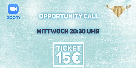 OPPORTUNITY CALL Tickets