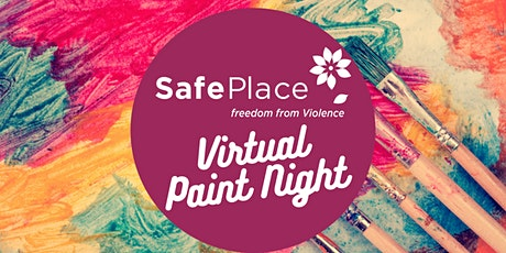 SafePlace December Paint Night tickets
