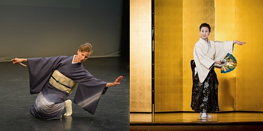 Discover Dance! Japanese Dances with TomoeArts