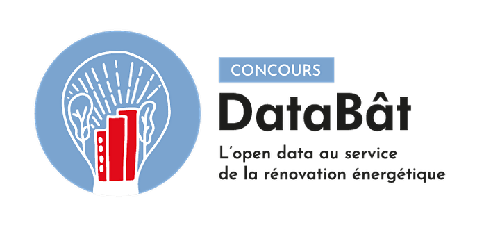 Image pour Concours DataBât, l'open data au service de la rénovation énergétique