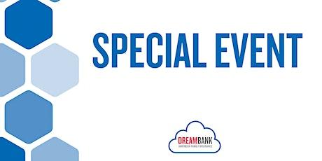 Dream Discovery Event: Discover, Define & Build Your Dream tickets