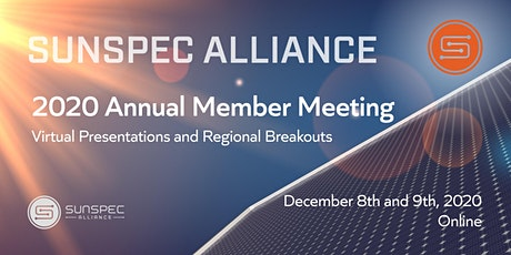 SunSpec Alliance Annual Member Meeting tickets