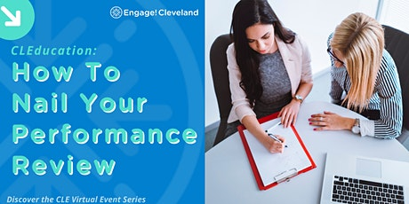 CLEducation: How To Nail Your Performance Review tickets