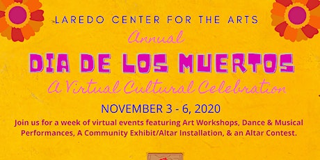 Dia De Los Muertos Papel Picado Workshop tickets