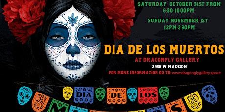 Copy of Dia de los Muertos/Day of the Dead tickets