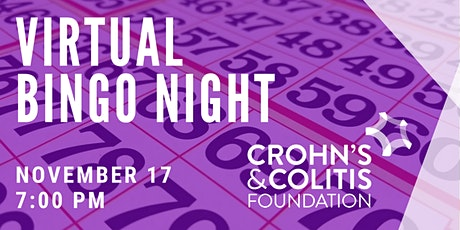 Virtual BINGO Night tickets