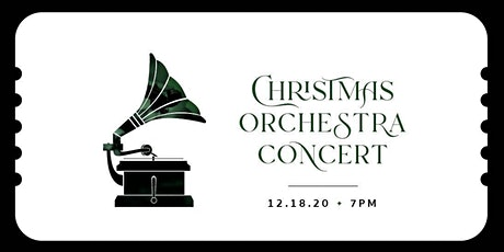Christmas Orchestra Concert tickets