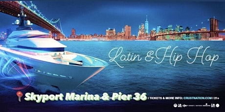 SOLD OUT Latin & Hip Hop NYC Boat Party Yacht Cruise  - Friday December 4th tickets