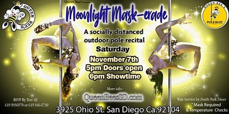 MOONLIGHT MASK-ERADE POLE DANCE tickets