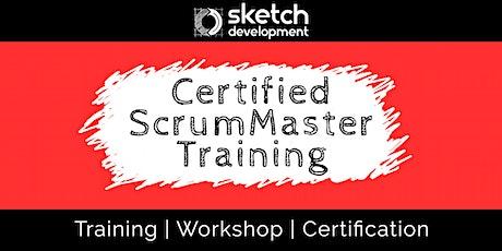 Certified ScrumMaster (CSM) Training & Certification-Apr. 2021 (St. Louis) tickets