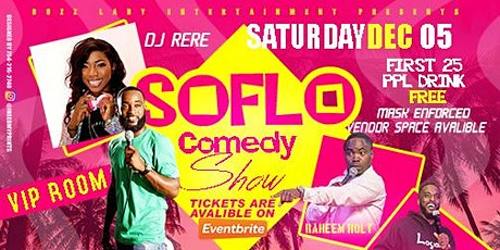 Soflo  Comedy Show tickets