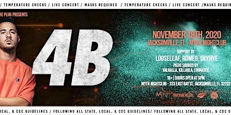 We The Plug Presents: 4B at Myth Nightclub 11.18.2020 tickets