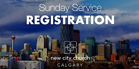 New City Church Sunday Service tickets