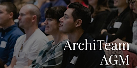 ArchiTeam AGM tickets