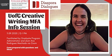 University of Guelph Creative Writing MFA Info Session tickets