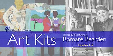BAC Art Kits tickets