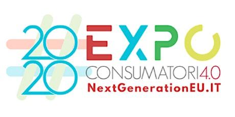 EXPO Consumatori 2020. Next Generation EU.it biglietti